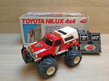 TOYOTA HILUX 4x4 - TAIYO RC DICKIE - ferngesteuerter Truck mit Seilwinde