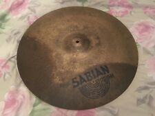 Sabian HH Heavy 20 ride cymbal - hand hammered amazing bell - better than AAX