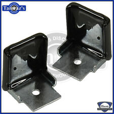 70-81 F-Body Front Windshield Glass Rubber Coated Stop Clip - PAIR