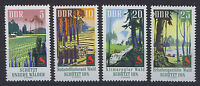 ALEMANIA/RDA EAST GERMANY 1969 MNH SC.1101/04 Prevention of forest fires