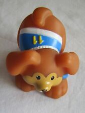 Fisher Price Little People SOCCER BASEBALL PUPPY DOG Sports Pet in Jersey