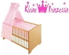 Wandtattoo Wandaufkleber Kinderzimmer Baby kleine Prinzessin Nr14