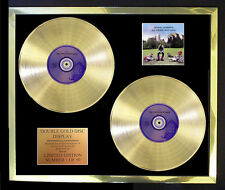 GEORGE HARRISON (BEATLES) ALL THINGS MUST DOUBLE ALBUM CD GOLD DISC FREE POSTAGE