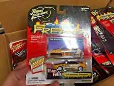 1998 Acura Integra  IMPORT HEAT JOHNNY LIGHTNING JL 1/64 diecast STREET FREAKS