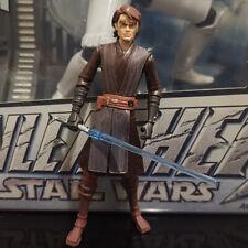 "STAR WARS the clone wars ANAKIN SKYWALKER jedi 3.75"" CW01"