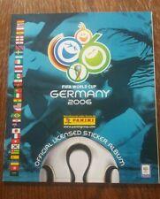Panini wm 2006 vacío álbum album FIFA World Cup 06