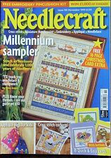 Needlecraft Cross Stitch magazine issue 105 November 1999