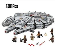 Star Wars Millennium Falcon Blocks Toy Building bricks