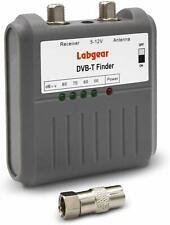 Labgear 27866R DVB T Signal Strength Finder Freeview HD TV Aerial Meter Tester