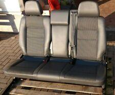 Opel Zafira B Bj.05-08 Sitzbank Rücksitzbank Sitze 2 Reihe