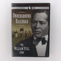 Underground Railroad: The William Still Story [Used Very Good DVD]