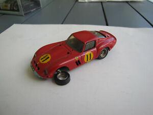 Ferrari 250 GTO n°11 - Tourist Trophy 1962 - Kit AMR - Défaults - 1/43 ème