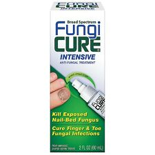 FUNGICURE Intensive Anti-Fungal Treatment Easy Pump Spray 2 oz (Pack of 9)