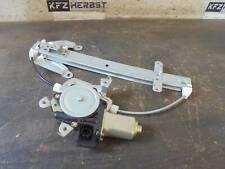 window regulator linksachter elektrisch Nissan X-Trail T30 8073189913 2.2dCi 100
