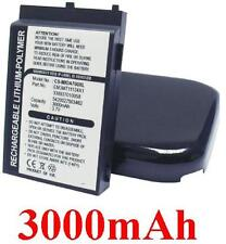 Shell +. Battery 3000mAh type E3MT11124X1 For MITAC Mio A701