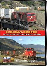 Canada's Canyon CN & CP Along the Thompson & Fraser DVD