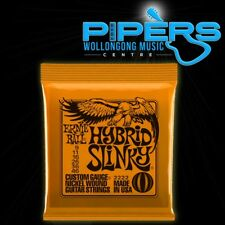 ERNIE BALL 09-46 HYBRID SLINKY ORANGE 2222 9/46 ELECTRIC GUITAR STRINGS SET 9-46