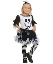 COOKIE SPOOKIE GHOST GIRL HALLOWEEN COSTUME TODDLER SIZE LARGE 3T-4T