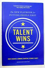 Talent wins : the new playbook for putting people first
