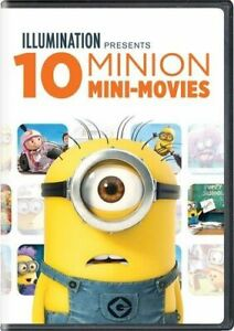 ILLUMINATION PRESENTS: 10 MINION MINI -MOVIES NEW DVD