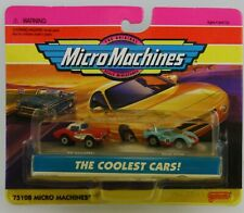 Micro Machines The coolest Cars 56 Corvette Ford GT40