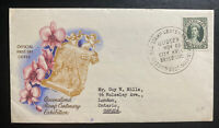 First day cover Canada Stamps  1960