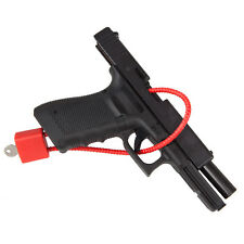 Universal Cable Lock w/ Key for a Gun 8166