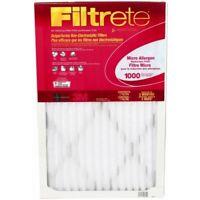 Filtrete MPR 1000 14 x 25 x 1 Micro Allergen Defense HVAC Air Filter, 1-Pack
