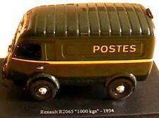 CAMION RENAULT R2065 1000 KGS 1954 LA POSTE 1/43 PTT UNIVERSAL HOBBIES ATLAS