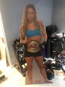 Ronda Rousey UFC Standee Cardboard Lifesize Standup Display WWE Wrestling