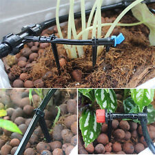 32PCS MICRO IRRIGATION WATERING KIT AUTOMATIC GARDEN PLANT DRIP SYSTEM DURABLE