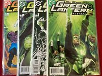 Green Lantern Rebirth #1-6 Complete Set (2004 DC Comics Limited Series) NM