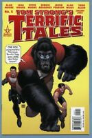 Tom Strong's Terrific Tales #5 (Jan 2003 DC) Moore Weiss [America's Best Comics]