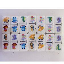 Classic Children's Dora the Explorer Domino Dominoes ( 28pcs per Set )