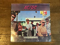AC/DC LP in Shrink - Dirty Deeds Done Dirt Cheap - Atlantic SD 16033
