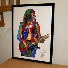 Pat Travers Boom Boom Out Go The Lights Rock Music Poster Print Wall Art 18x24