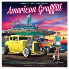 Music That Inspired American Graffiti 2LP 180G Gatefold Vinyl LP Record