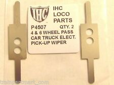 P4507 4 WHEEL AND 6 WHEEL TRUCK PICK-UPS, CONTACT WIPER FOR IHC & MEHANO NEW FOP
