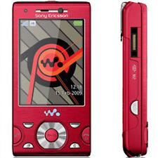 Sony Ericsson Walkman W995 - Energetic red - Mobile Phone