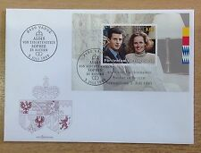 LIECHTENSTEIN 1993-1996 LOT OF 12 SUPERB FDC ..USED STAMPS ARE CAT £110