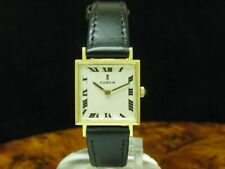 Corum 18kt 750 Gold Handaufzug Damenuhr / Kaliber Felsa 4122