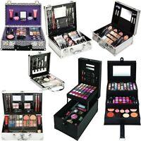 Technic MAKEUP VANITY CASE Beauty Cosmetics Set Travel Carry Box Girls XMAS Gift