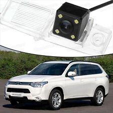 4 LED CCD Rearview Camera Reverse Parking Backup for Mitsubishi Outlander 13-15