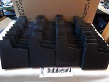 Lot of 50 Black Original NES Nintendo  Game Dust Cartridge Sleeves