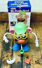 Vintage 1985 Mr. Potato Head with Accessories In Box