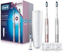 Oral-B Pulsonic Slim Luxe 4900 Elektrische Schallzahnbürste, mit 2. Handstück un
