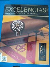 Cuban  tobacco  magazine specializing in the world of cigar Havana Collectible