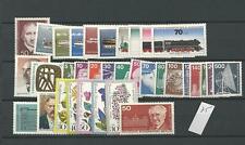 1975 MNH Berlin, year collection postfris**