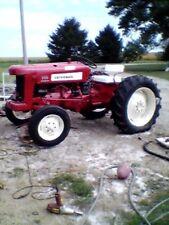 farmall loader tractor