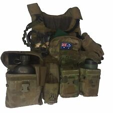 Rare Genuine Customised TBAS Chest Rig Army (DPCU Auscam AMCU Platatac SORD SAS)